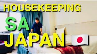 HOUSEKEEPING SA JAPAN 🇯🇵