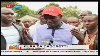 Simba Arati dismisses allegations that he transported voters from Kisii
