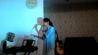 Sara Bareiles Gravity Cover By Megah Catur Feat Ressi