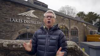 Helping the 'Lakes Distillery' brand fly.