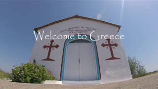Fpv freestyle greece at the beach