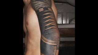 preview picture of video 'Samoan Tattoo by Petelo Suluape'
