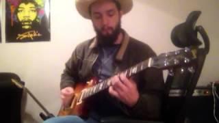 Delivering the Goods - Judas Priest (rhythm guitar cover)