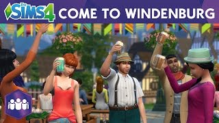 videó The Sims 4 Get Together
