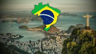 """Hino Nacional Brasileiro"" - National Anthem of Brazil"