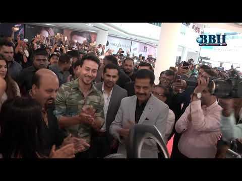 Tiger Shroff  Launches 3rd Lifestyle Store in Hyderabad Sarath City Capital   Bigbusinesshub.com  