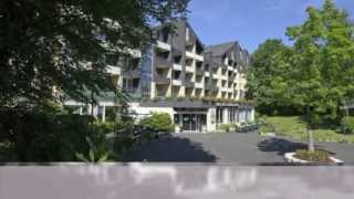 preview picture of video 'Hotelvideo Hotelpark Der Westerwald Treff in Oberlahr - Kurzurlaub.de'