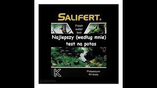 Salifert Freshwater K - recenzja
