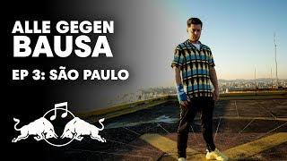 "Alle Gegen Bausa – Vlog 3: Bossa-Nova-Version von ""Casanova"" in São Paulo Red Bull Soundclash 2019"