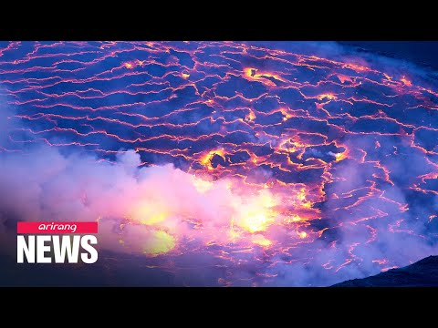 Rising magma elevates alarm for Congo's volcano-watchers