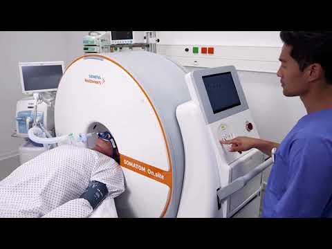 4 Slice Refurbished CT Scan Machine