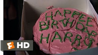Harry Potter And The Sorcerers Stone 1/5 Movie CLIP  Harrys Birthday 2001 HD