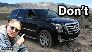 5 Used SUVs You Should Never Buy