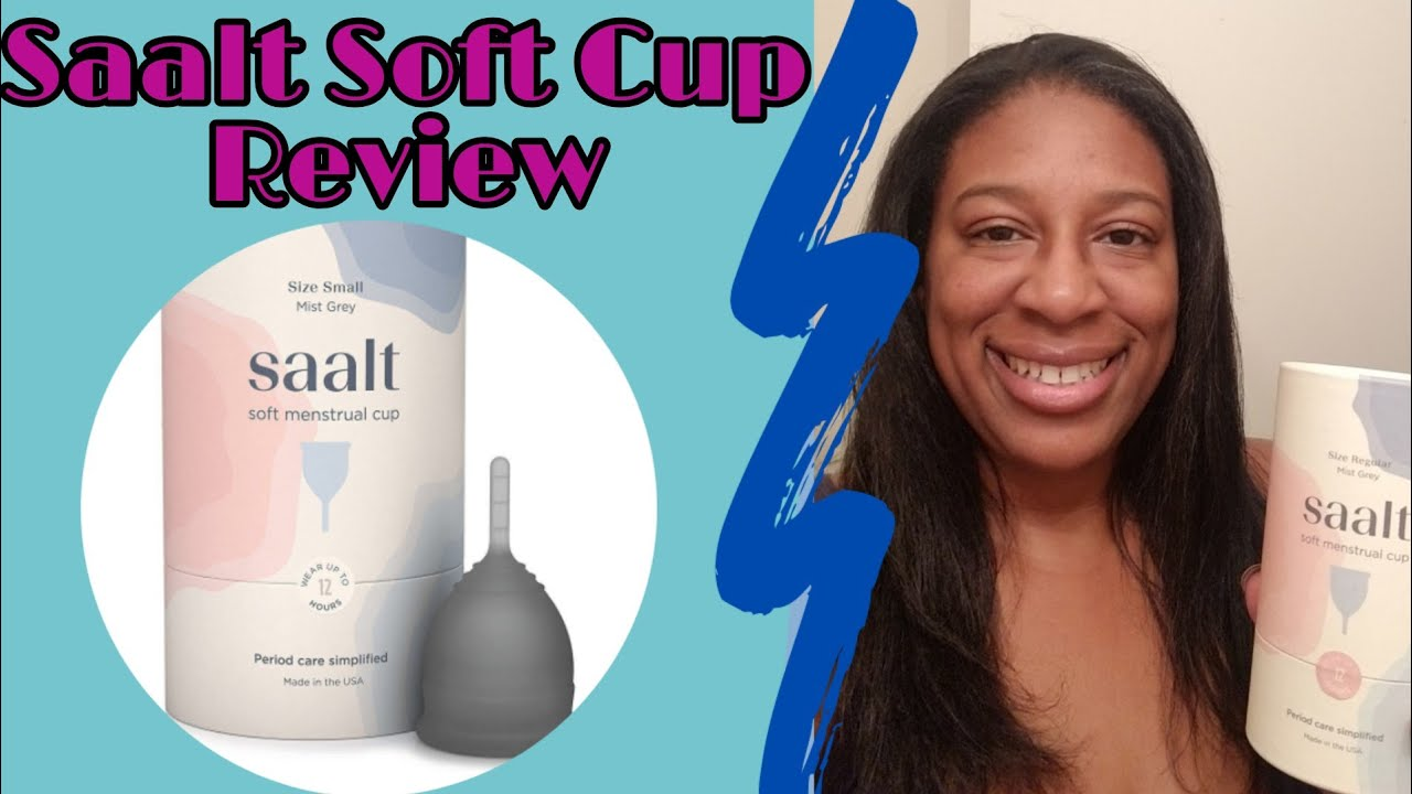 Saalt cup review | Menstrual cup review |