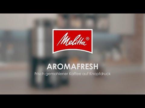 Melitta® AromaFresh – Highlights