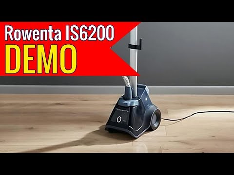 Rowenta IS6200 Compact Valet Full Size Garment and Fabric Steamer 2018 review