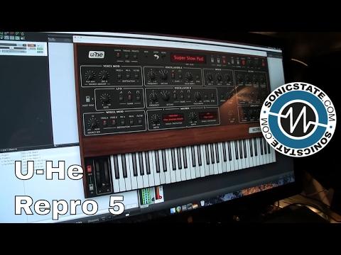 U-HE RePro-5 | Sequencer.de - Das Synthesizer-Forum