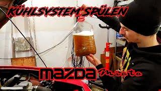 Kühlsystem spülen mit Liqui Moly *Mazda Miata* - Roda Performance