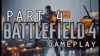 Battlefield 4 Campaign Mission 4-Reach the Airfield Walkthrough Part 4(BF4)