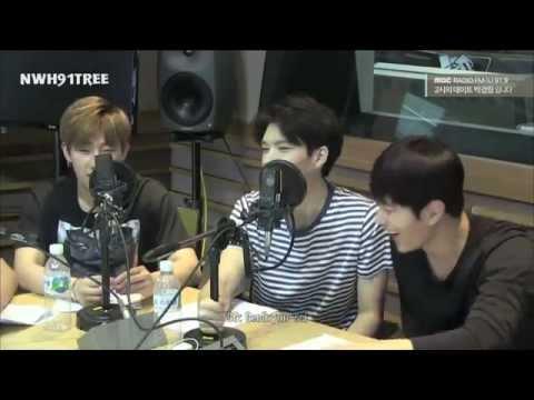 [ENG SUB] 150722 Park Kyung Lim Radio