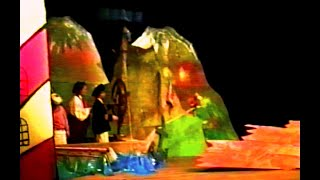 "Basisschool De Kajuit 1993 – Musical ""De Kleine Kapitein""."