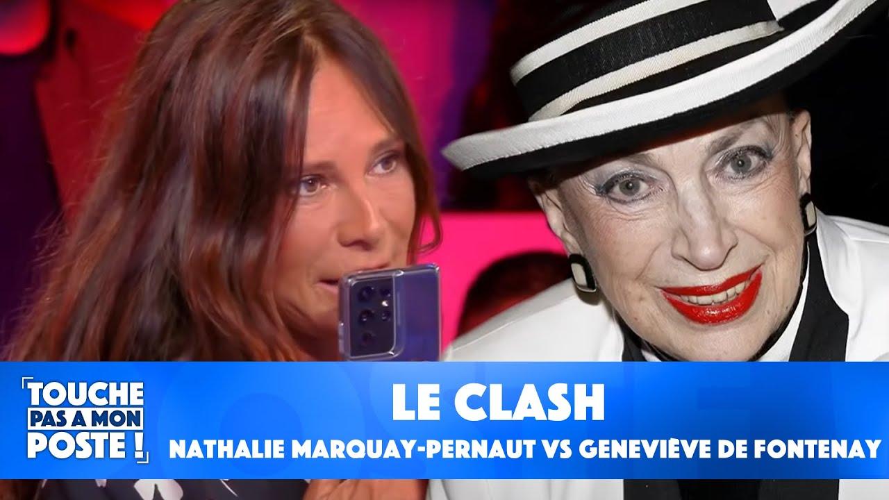 Nathalie Marquay-Pernaut règle ses comptes avec Geneviève de Fontenay dans TPMP