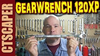 WRENCH FOR TOUGH SPOTS | GEARWRENCH 120XP