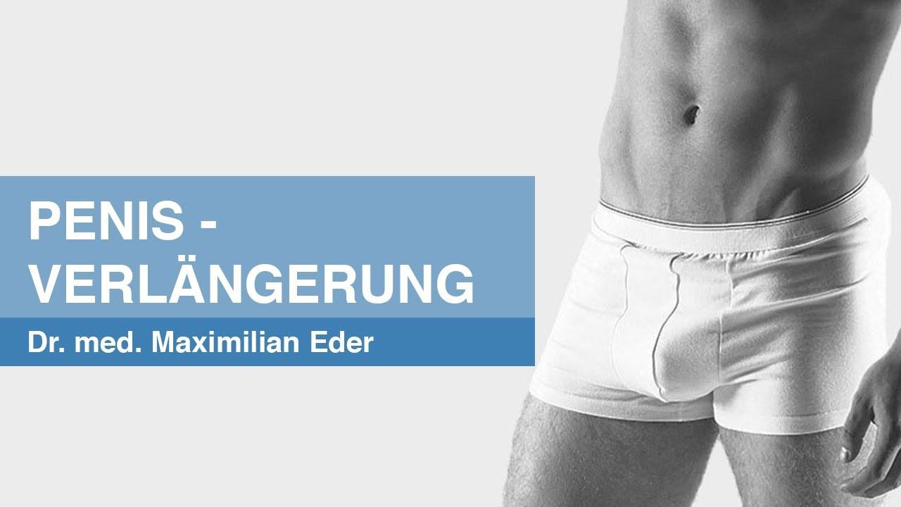 Penisverlängerung München - PD Dr. med. Maximilian Eder