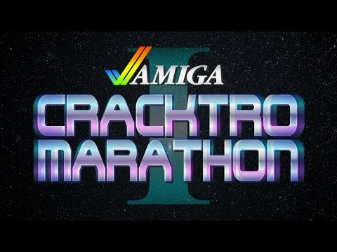 THE AMIGA CRACKTRO MARATHON