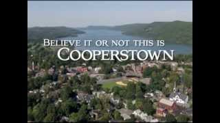 preview picture of video 'Cooperstown, NY | Scenic Tour'
