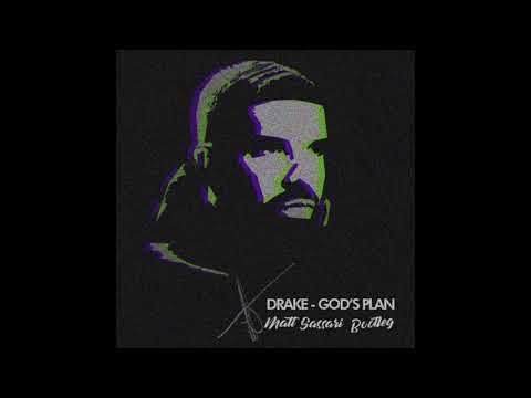 Drake - God's Plan (Matt Sassari Bootleg). Techno Music