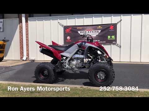 2020 Yamaha Raptor 700R SE in Greenville, North Carolina - Video 1