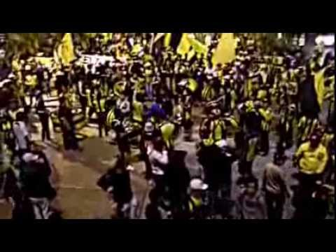 """Avalancha sur previa tachira vs Caracas (Clasico)"" Barra: Avalancha Sur • Club: Deportivo Táchira"