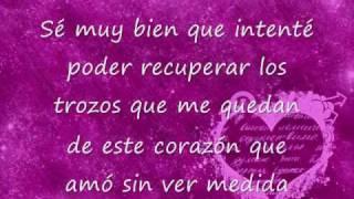 Kany Garcia - Para Volver A Amar ( Con Letra )