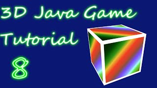 OpenGL 3D Game Tutorial 8: Model, View & Projection Matrices