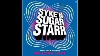 CeCe Rogers with Syke n Sugarstarr - No Love Lost ( Extended Mix)