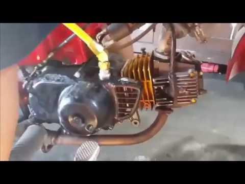 Video Wau Keren.......!! Tehnik Setting Karburator Motor Honda C70 | Modifikasi Motor Minti