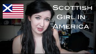 Scottish Girl in America Vlog