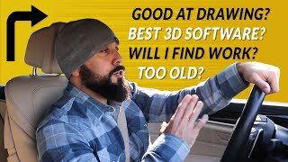 Things I wish I Knew Before Becoming a 3D Artist