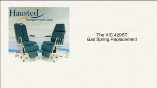 Hausted VIC 429ST Gas Spring Replacement Youtube Video Link