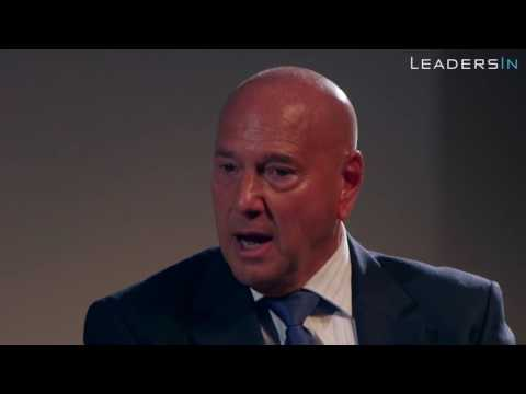 Still Image from the video: Claude Littner: Tough But Fair