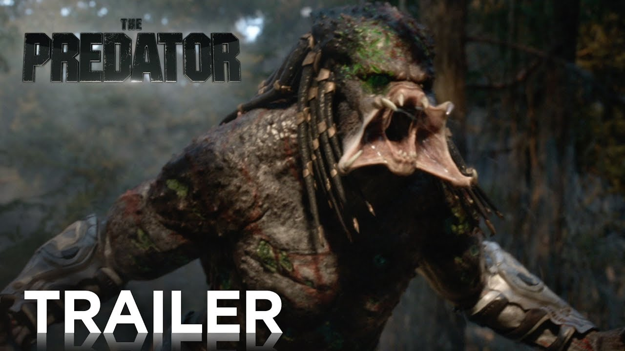 The Predator Final Trailer