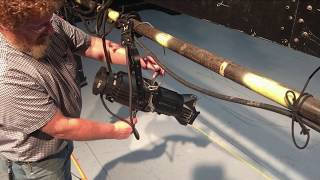 HOW TO HANG A THEATRE LIGHT
