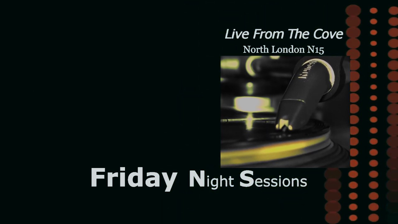 Friday Night Sessions - Event promotion