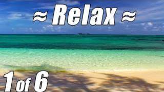 RELAX or SLEEP on #1 CARIBBEAN BEACH Relaxing Ocean Waves Sounds Sea Wave Sound Crashing Scene Video