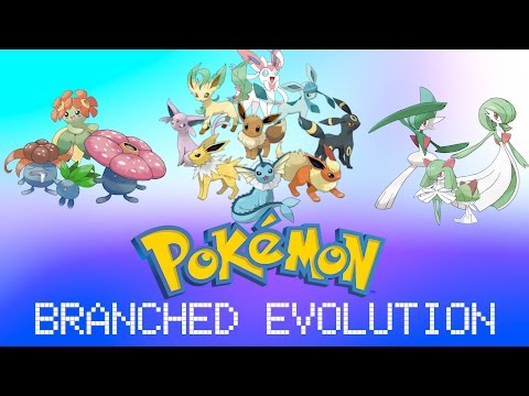 Pokémon With Branched Evolution