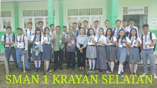 preview picture of video 'KALIMANTAN UTARA,  SMAN 1 KRAYAN SELATAN - (LONG LAYU)'