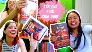 7 Second Book Challenge