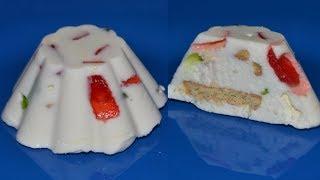 УДИВИТЕЛЬНО ВКУСНЫЙ творожный десерт МИНИ ТОРТИКИ  на Новогодний стол 2018. Простой рецепт