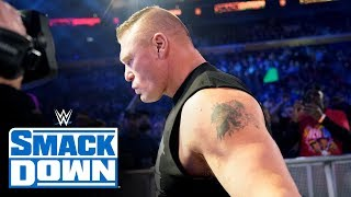 Frustrated by Rey Mysterio's blindside attack at WWE Crown Jewel, WWE Champion Brock Lesnar quits SmackDown and heads to Raw in search of payback against The Ultimate Underdog. GET YOUR 1st MONTH of WWE NETWORK for FREE: http://wwe.yt/wwenetwork --------------------------------------------------------------------- Follow WWE on YouTube for more exciting action! --------------------------------------------------------------------- Subscribe to WWE on YouTube: http://wwe.yt/ Check out WWE.com for news and updates: http://goo.gl/akf0J4 Find the latest Superstar gear at WWEShop: http://shop.wwe.com --------------------------------------------- Check out our other channels! --------------------------------------------- The Bella Twins: https://www.youtube.com/thebellatwins UpUpDownDown: https://www.youtube.com/upupdowndown WWEMusic: https://www.youtube.com/wwemusic Total Divas: https://www.youtube.com/wwetotaldivas ------------------------------------ WWE on Social Media ------------------------------------ Twitter: https://twitter.com/wwe Facebook: https://www.facebook.com/wwe Instagram: https://www.instagram.com/wwe/ Reddit: https://www.reddit.com/user/RealWWE Giphy: https://giphy.com/wwe